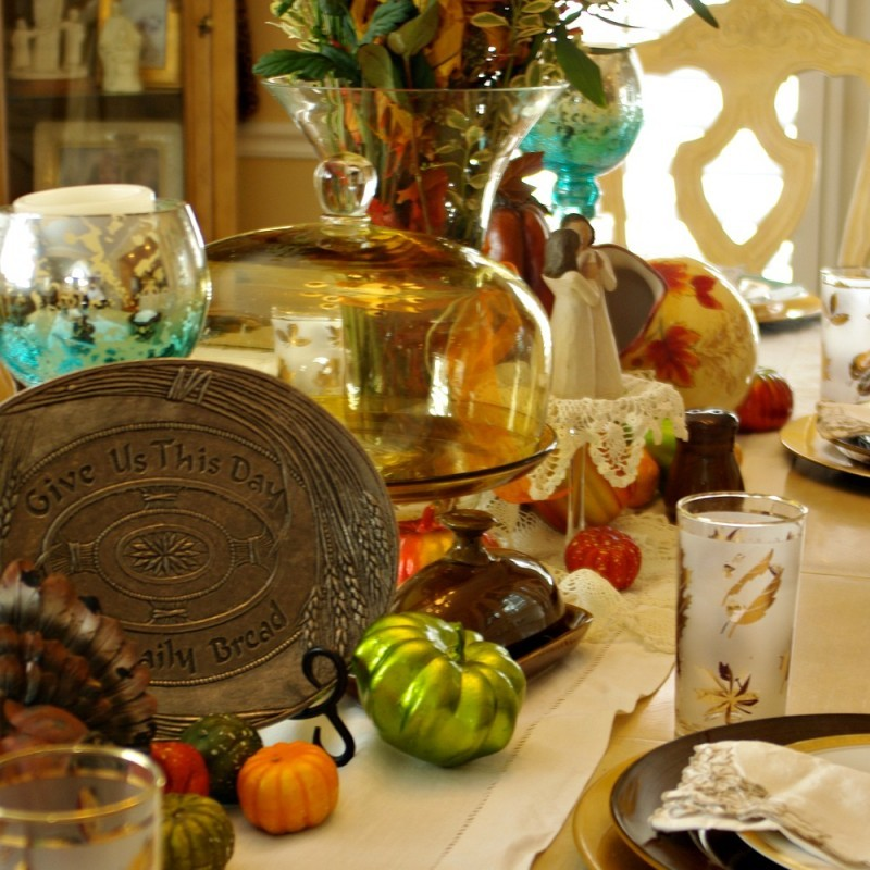 ENROBING MY HOME WITH GRATITUDE