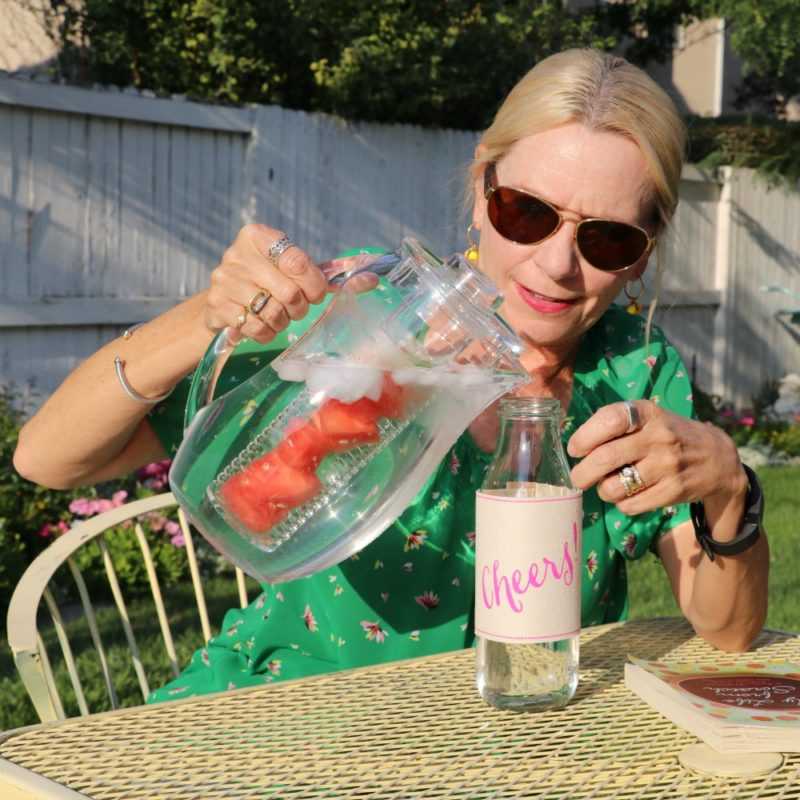 CHEERS TO A GREAT SUMMER-A LOOK AT THE FUN CITRUS PARTY