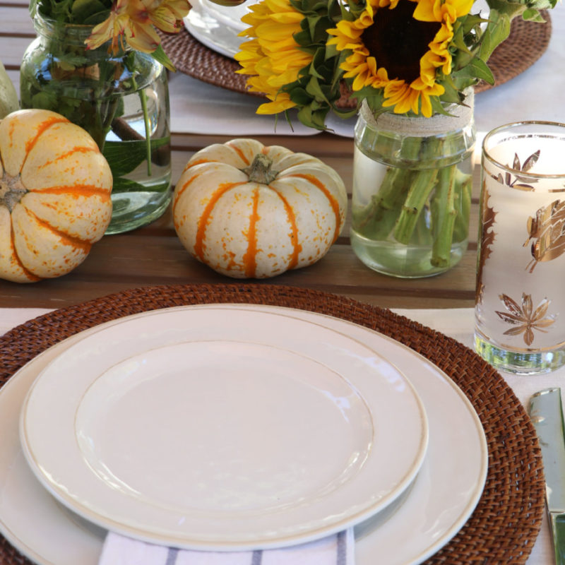 TUESDAY TABLESCAPE