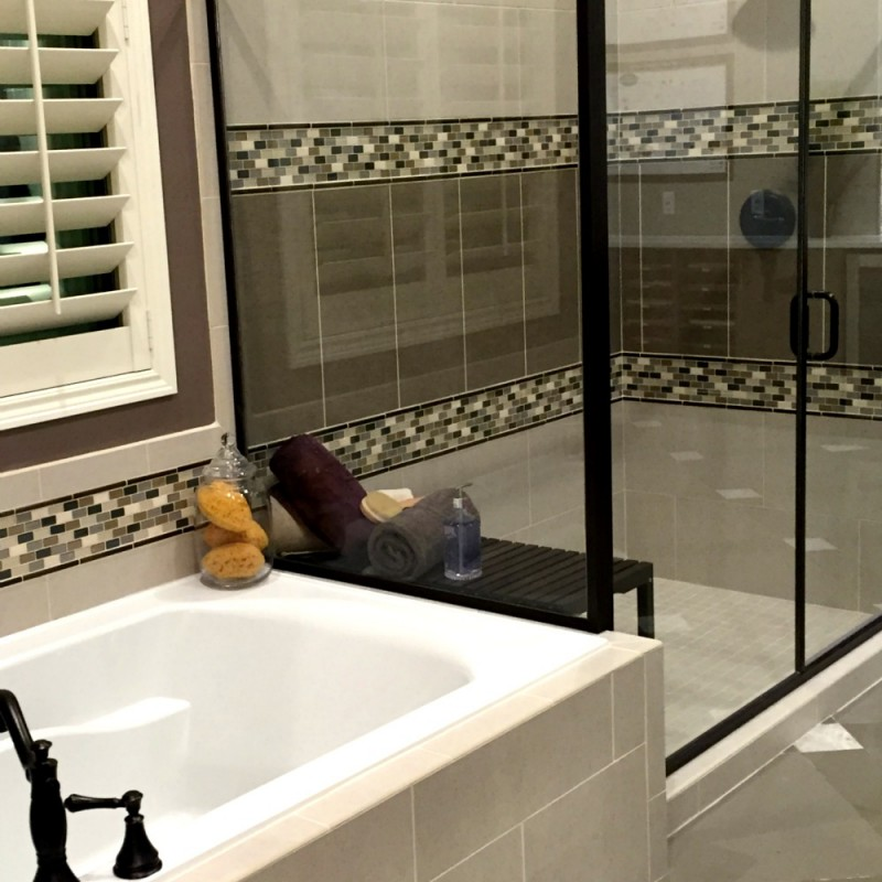 OAKWOOD HOMES PART 2- DREAMY BATHROOMS