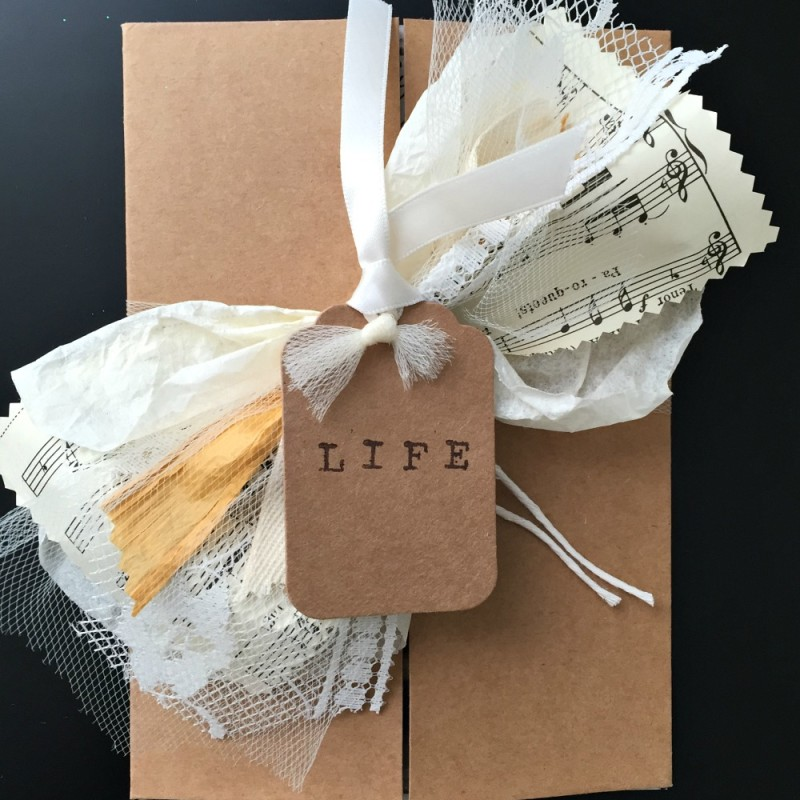 GIFTING WITH A BOOK (PART TWO)
