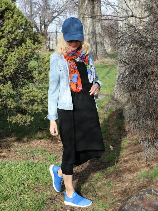 HOW TO DRESS FOR A DAY OF COMFORT (WITHOUT WEARING JEANS)