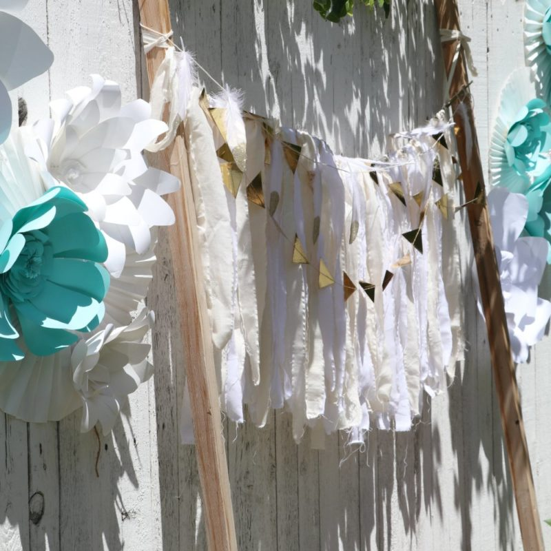 FUN TIPS ON THROWING AN OUTDOOR BABY SHOWER-MAKE IT BOHEMIAN STYLE